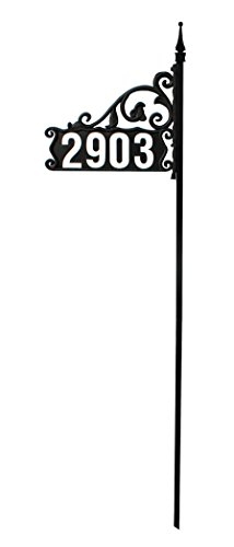 DIY-Boardwalk-Reflective-911-Home-Address-Sign-for-Yard-44-Ready-to-Apply-Reflective-4-Numbers-Included-Wrought-Iron-Look-0-0
