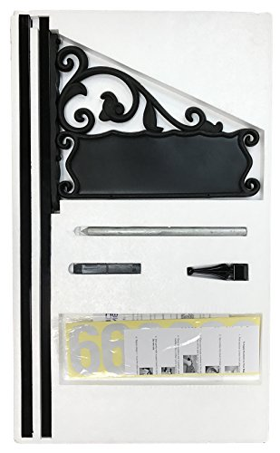 DIY-Boardwalk-Reflective-911-Home-Address-Sign-for-Yard-44-Ready-to-Apply-Reflective-4-Numbers-Included-Wrought-Iron-Look-0-1