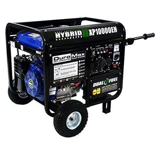 DuroMax-10000-Watt-180-HP-Dual-Fuel-Hybrid-Generator-0