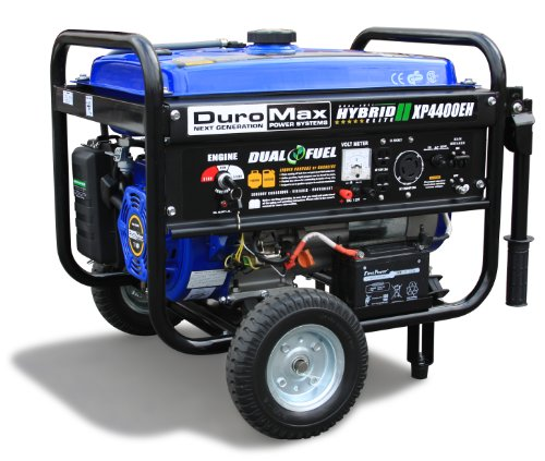 DuroMax-XP4400EH-3500-Running-Watts4400-Starting-Watts-Dual-Fuel-Powered-Portable-Generator-0