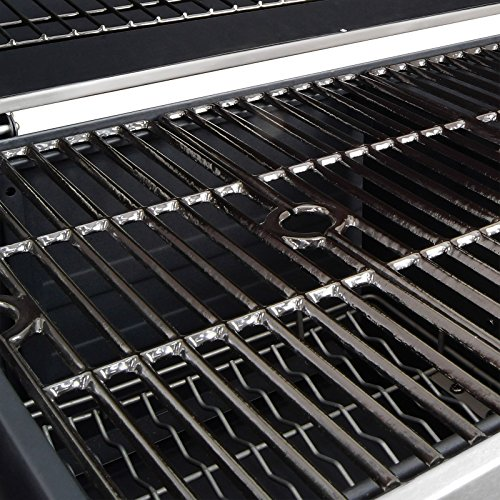 Dyna-Glo-DGN576SNC-D-Dual-Chamber-Stainless-Steel-Charcoal-BBQ-Grill-0-0