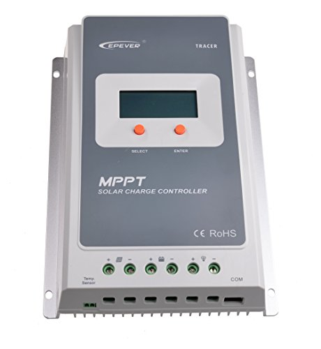 EPEVER-MPPT-Solar-Charge-Controller-100V-PV-input-Tracer-A-Series-With-LCD-Display-0