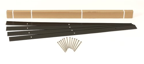 EZ-Edge-24-Foot-Aluminum-Landscape-Edging-Project-Kit-0
