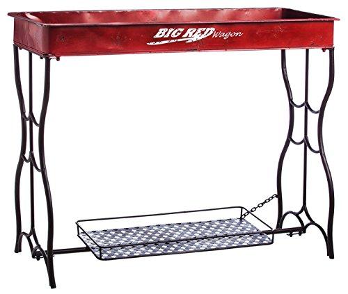 Evergreen-Big-Red-Wagon-Potting-Table-0