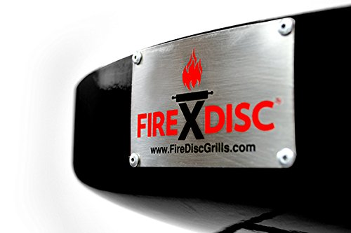 FireDisc-TCGFD22HRB-Durable-Portable-Fire-Disc-36-Black-0-1
