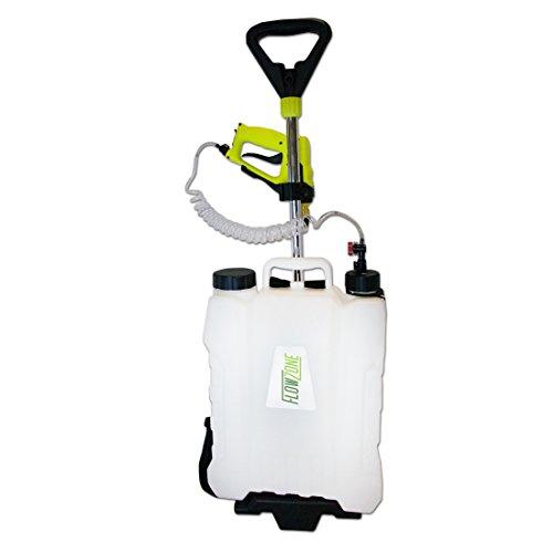 FlowZone-4-Gal-Multi-Use-36V-Battery-Powered-Backpack-or-Rolling-Garden-Sprayer-0