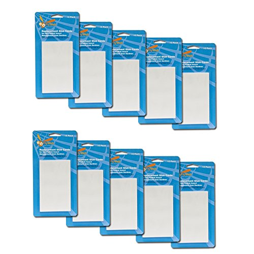 Flyweb-Replacement-Glueboards-10-Packs-of-10-100-Glueboards-0