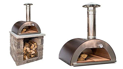 Forno-Allegro-Wood-Fired-Pizza-Oven-Nonno-Peppe-0
