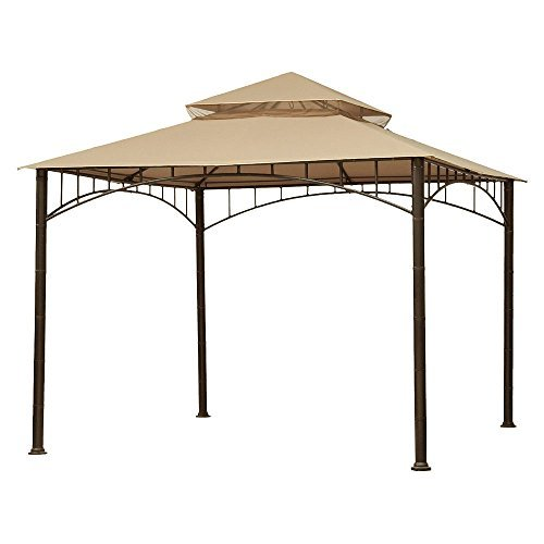 Garden-Winds-Madaga-Gazebo-Replacement-Canopy-RipLock-350-Will-Only-Fit-the-Madaga-Gazebo-Not-Compatible-With-Any-Other-Gazebo-0