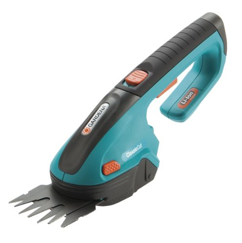 Gardena-8885-U-3-Inch-Cordless-Lithium-Ion-Grass-Shears-Classic-Cut-0