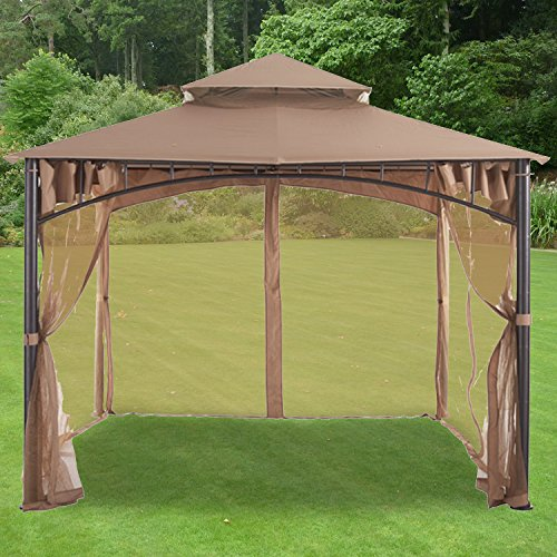 Gardena-Gazebo-Replacement-Canopy-RipLock-350-0