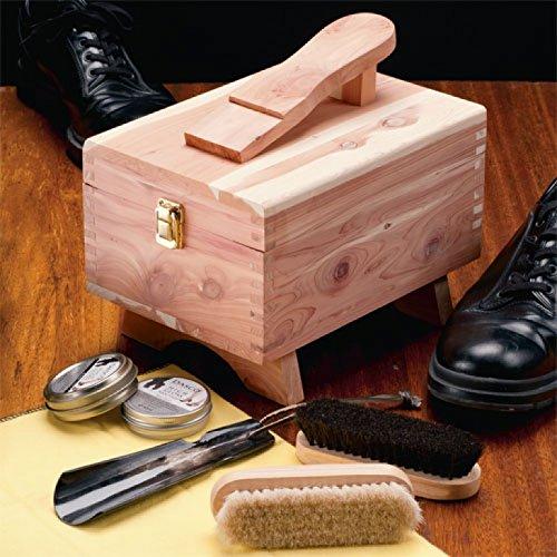 Garrett-Wade-Shoe-Shine-Box-0-0