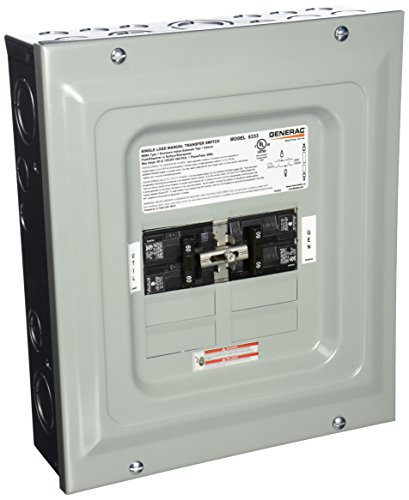 Generac-6333-60-Amp-Single-Load-Double-Pole-Manual-Transfer-Switch-for-Portable-Generators-0