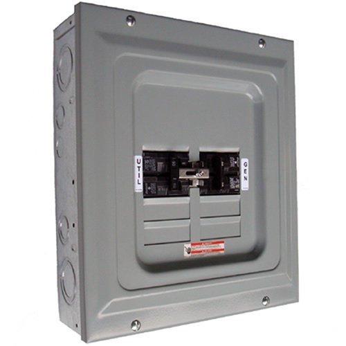 Generac-6334-100-Amp-Manual-Transfer-Switch-Single-Load-for-Portable-Generators-0