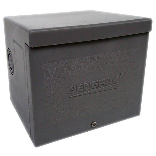 Generac-6338-50-Amp-4-Wire-125250V-Raintight-Non-Metallic-Power-Inlet-Box-0