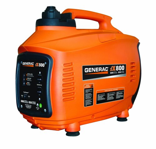 Generac-iX800-800-Watt-38cc-4-Stroke-OHV-Gas-Powered-Portable-Inverter-Generator-0