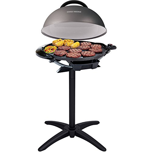 George-Foreman-240-IndoorOutdoor-Grill-with-Removable-Stand-0