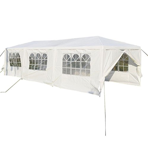 Giantex-10x30Heavy-duty-Gazebo-Canopy-Outdoor-Party-Wedding-Tent-by-Giantex-0