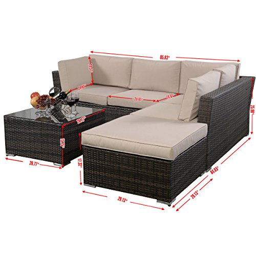 Giantex-4pc-Patio-Sectional-Furniture-Pe-Wicker-Rattan-Sofa-Set-Deck-Couch-Outdoor-0-0
