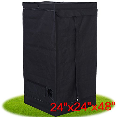 Giantex-Indoor-Grow-Tent-Room-Reflective-Mylar-Hydroponic-Non-Toxic-Clone-Hut-6-Size-0-0