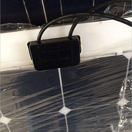 Giosolar-100W-12V-high-efficiency-flexible-monocrystalline-solar-PV-panel-for-motorhome-caravan-camper-boatyacht-0-0