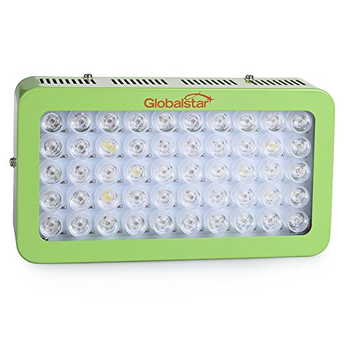 Global-Star-Gsg50x6w-Plus-Horticulture-Full-Spectrum-300w-Green-LED-Grow-Light-for-Indoor-Plant-Growingone-Switch-for-Leafanother-for-Flowering-Green-0-0