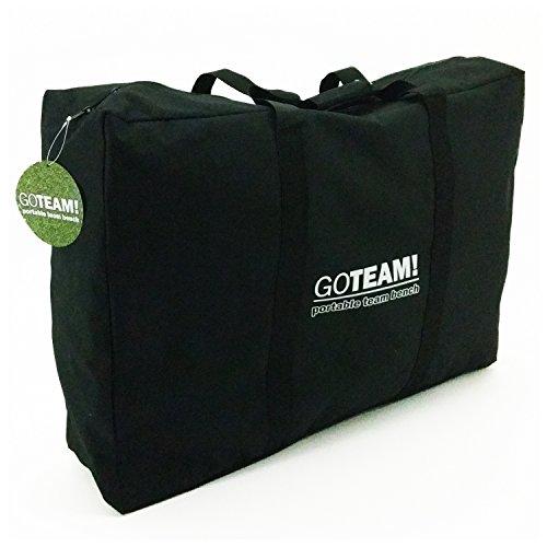 GoTeam-Pro-6-Seat-Portable-Folding-Team-Bench-Black-0-1