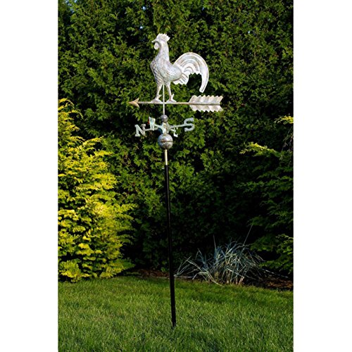 Good-Directions-501V1-25-Inch-Full-Size-Rooster-Weathervane-0-1