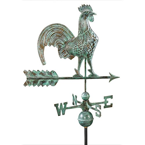 Good-Directions-501V1-25-Inch-Full-Size-Rooster-Weathervane-0