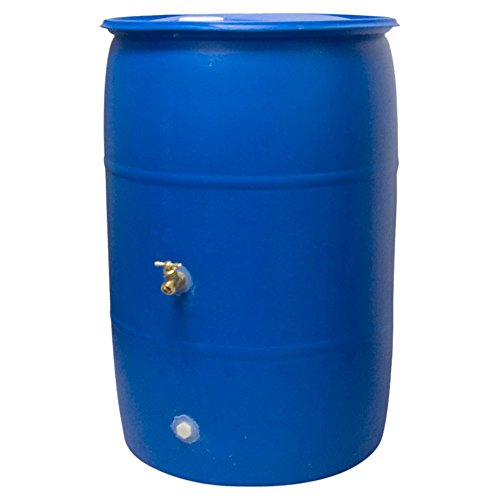 Good-Ideas-Recycled-Big-Blue-Plastic-Rain-Barrel-0