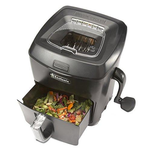 Green-Cycler-Kitchen-Compost-Starter-Bin-Shredder-0-0