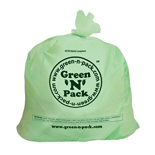 Green-N-Pack-Small-Garbage-Bags-4-Gallon-30-count-Boxes-Flat-Top-0-0