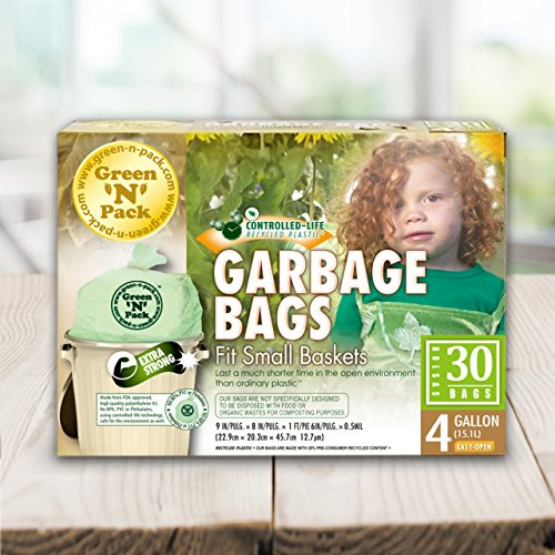 Green-N-Pack-Small-Garbage-Bags-4-Gallon-30-count-Boxes-Flat-Top-0-1