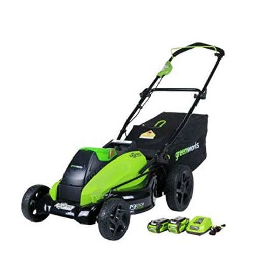 GreenWorks-DigiPro-G-MAX-40V-19-Inch-Cordless-Lawn-Mower-0