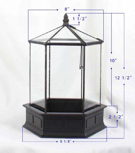 H-Potter-Six-Sided-Glass-Terrarium-Planter-0-1