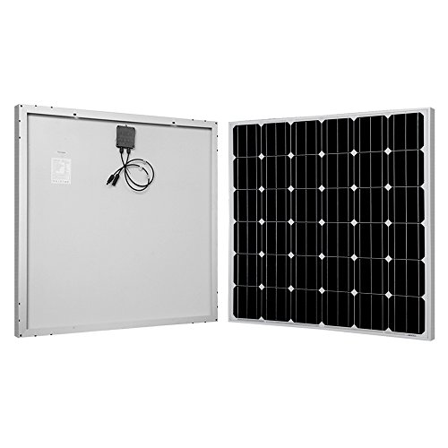 HQST-150-Watt-12-Volt-Monocrystalline-Photovoltaic-PV-Solar-Panel-12V-Battery-Charging-0