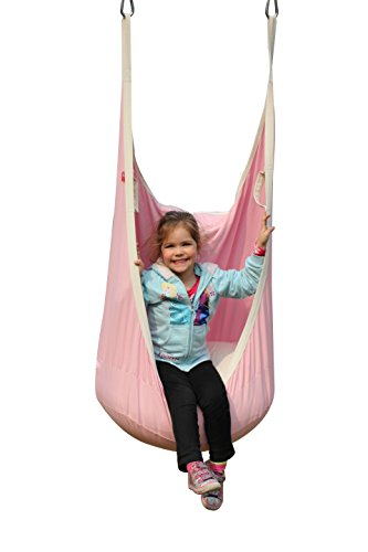 HappyPie-Frog-Folding-Hanging-Pod-Swing-Seat-Indoor-and-Outdoor-Hammock-for-Children-to-Adult-Pink-0