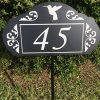 Hummingbird-Flower-Reflective-Garden-Address-Sign-Custom-Made-0-0