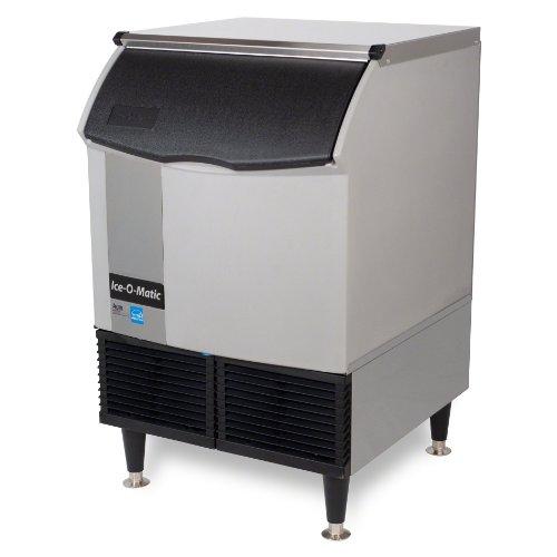 Ice-O-Matic-ICEU150HA-Air-Cooled-185-Lb-Half-Cube-Undercounter-Ice-Machine-0