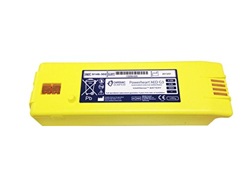 Intellisense-Battery-for-Powerheart-G3-AED-Part-No-9146-302-0