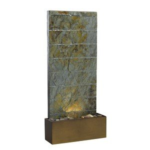 Kenroy-Home-Brook-Natural-Slate-Table-Top-Fountain-0
