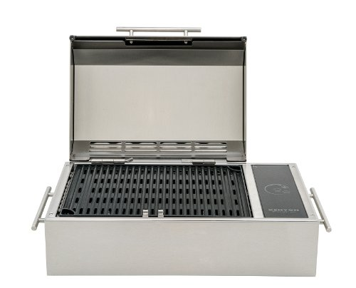 Kenyon-B70090-Frontier-All-Seasons-Portable-Stainless-Steel-Electric-Grill-120V-0-0