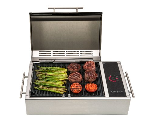 Kenyon-B70090-Frontier-All-Seasons-Portable-Stainless-Steel-Electric-Grill-120V-0-1