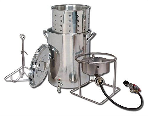 King-Kooker-SS1267SBSP-Stainless-Steel-Cooker-Pot-and-Basket-System-0