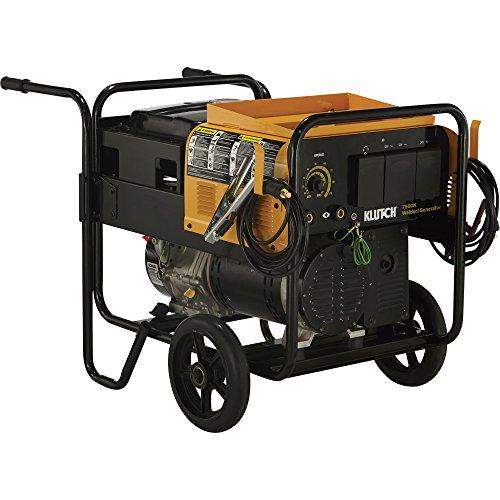 Klutch-7500K-WelderGenerator-170-Amp-DC-Welding-Output-6000-Watt-Auxiliary-Power-0-0