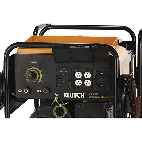 Klutch-7500K-WelderGenerator-170-Amp-DC-Welding-Output-6000-Watt-Auxiliary-Power-0-1