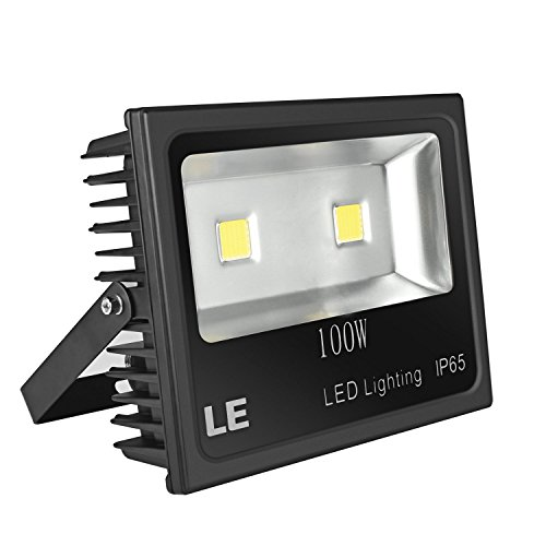 LE-100W-Super-Bright-Outdoor-LED-Flood-Lights-250W-HPS-Bulb-Equivalent-Waterproof-IP65-10150lm-Daylight-White-6000K-Security-Lights-Floodlight-5-Years-Warrenty-0