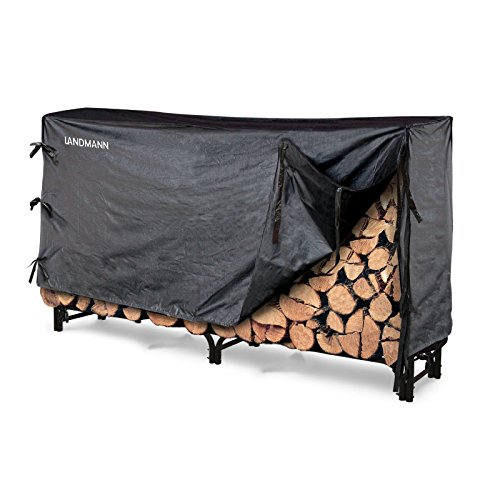 Landmann-8-ft-Firewood-Rack-with-Cover-0-0