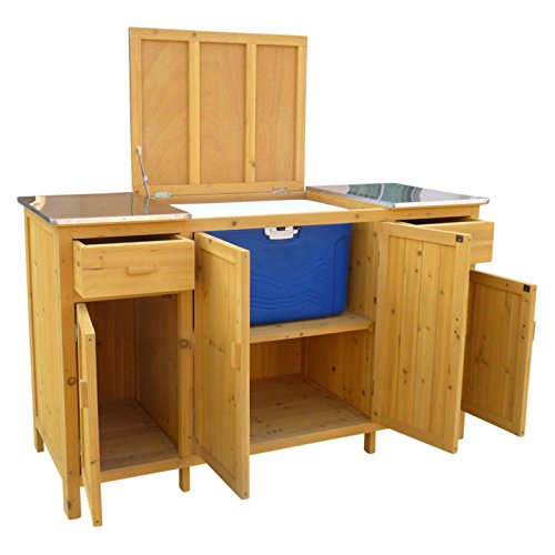 Leisure-Season-Buffet-Server-with-Cooler-Compartment-0-0