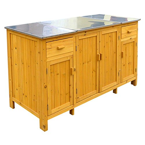 Leisure-Season-Buffet-Server-with-Cooler-Compartment-0